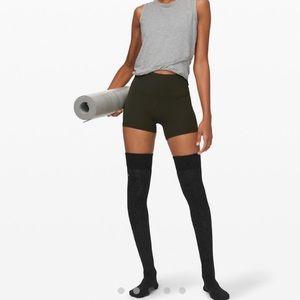 Lululemon Savasana socks Dark Grey